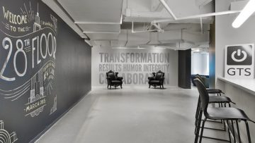 Office design: gli uffici di LinkedIn nel mondo