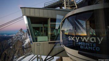 Il museo in funivia: chi ha vinto il concorso di idee per Skyway Monte Bianco