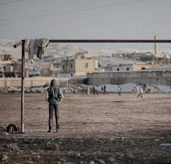 """Uno degli scatti di """"Syria In/Out"""", la mostra fotografica di Alessio Romenzi e Luca Sola attiva in concomitanza con il workshop Iuav dedicato alla Siria"""