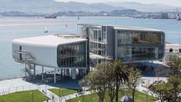 Renzo Piano Building Workshop con Luis Vidal: il Centro Botín di Santander
