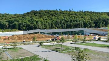 Snøhetta per l'high tech: il Centre International de l'Art Pariétal Montignac-Lascaux
