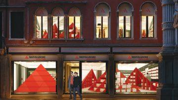 Come saranno i nuovi store Mondadori? Monu – [Mentali]!