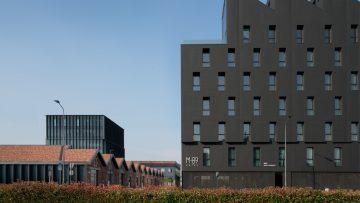 Piuarch per M89 Hotel, l'albergo 'a ispirazione industriale'