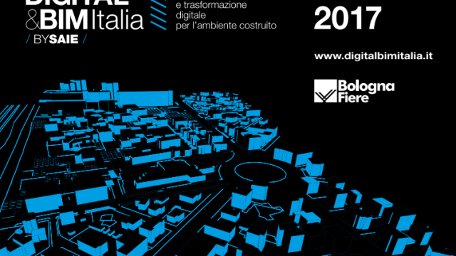 DIGITAL&BIM a Bologna Fiere: i temi dell'evento