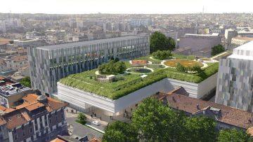 Stefano Boeri presenta l'ampliamento del Policlinico di Milano