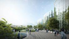 Mario Cucinella Architects per Roma Tre: il progetto del nuovo rettorato
