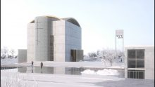 Premio europeo di Architettura Sacra: i quattro vincitori