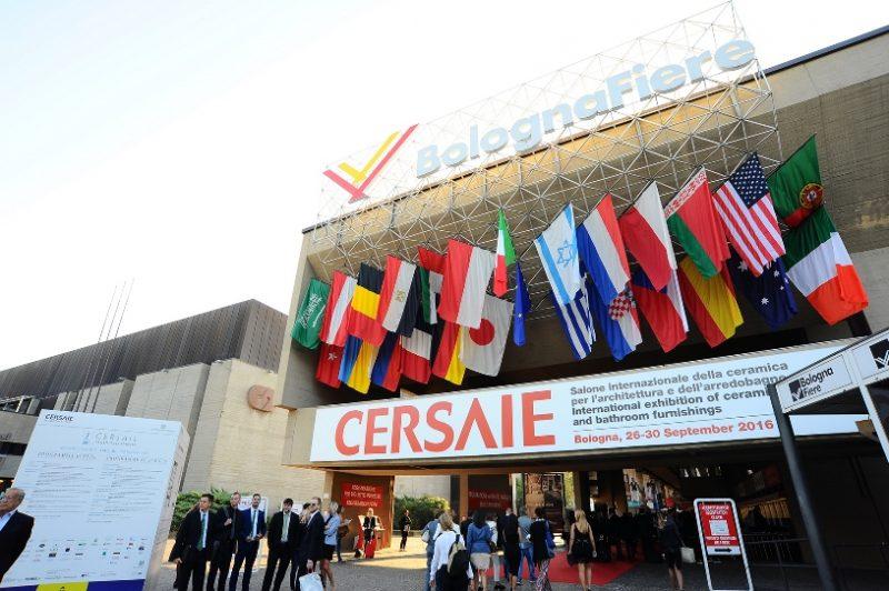 Cersaie 2017 arriva l edizione pi ricca di sempre for Cersaie 2017 espositori
