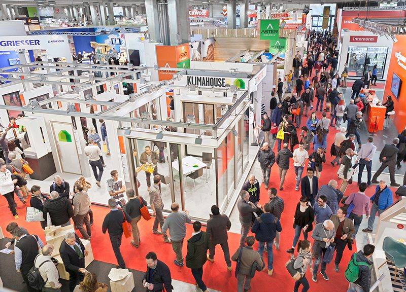 Fiera Bolzano, ph: Marco Parisi – © Klimahouse