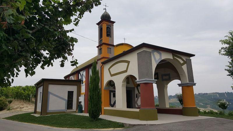 Chiesa Coazzolo © Fabrizio Aimar