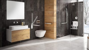 A Cersaie 2017 la tecnologia e le nuove collezioni Provex, per il benessere nel bagno