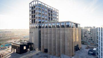 Thomas Heatherwick per Zeitz Mocaa a Città del Capo: da silo a museo