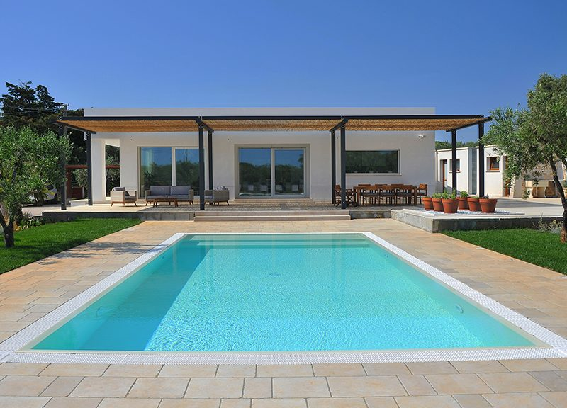 La prima casaclima gold in salento villa ichiani for Casaclima 2017