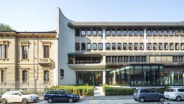 L'Ufficio 3.0 nella nuova Fondazione Agnelli di Torino di Carlo Ratti Associati