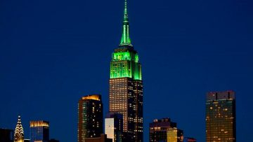 Come l'Empire State Building è diventato più green