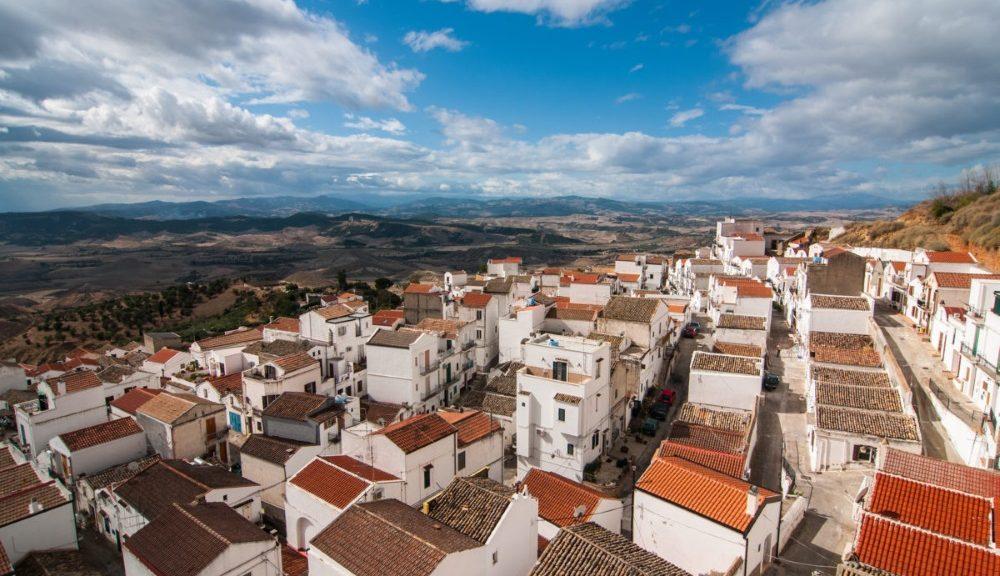 Il borgo di Pisticci (Matera) © Airbnb
