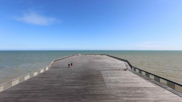 Il Riba Stirling Prize 2017 va all'Hastings Pier di dRMM