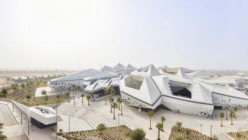 Il primo Leed Planitum per Zaha Hadid Architects: ha aperto il KAPSARC di Riyadh