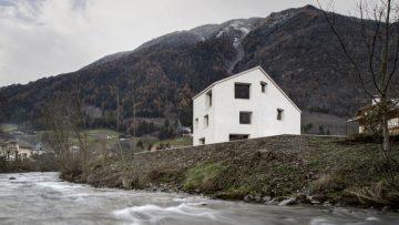Wienerberger Brick Award 2018: la Casa sul Rio dei Mulini è fra i finalisti