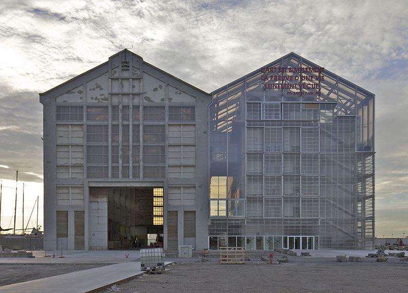Lacaton & Vassal, Centro d'arte FRAC Nord-Pas de Calais (Dunkerque) – © BigMat International