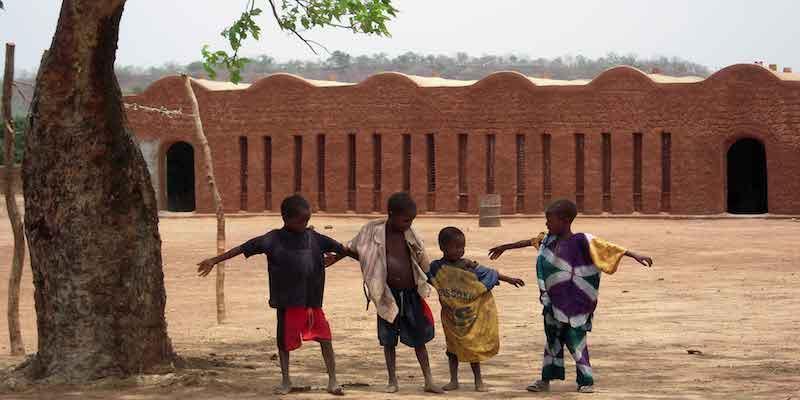 Scuola comunitaria | Villaggio di Djinindjebougou, Repubblica del Mali | 2007
