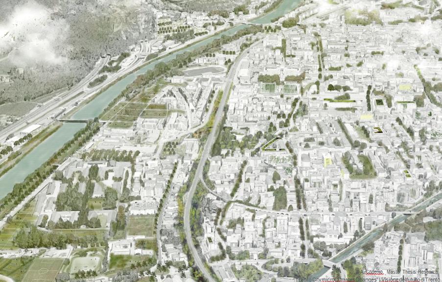 A.Codemo- Master Thesis Research- Visione del futuro di Trento