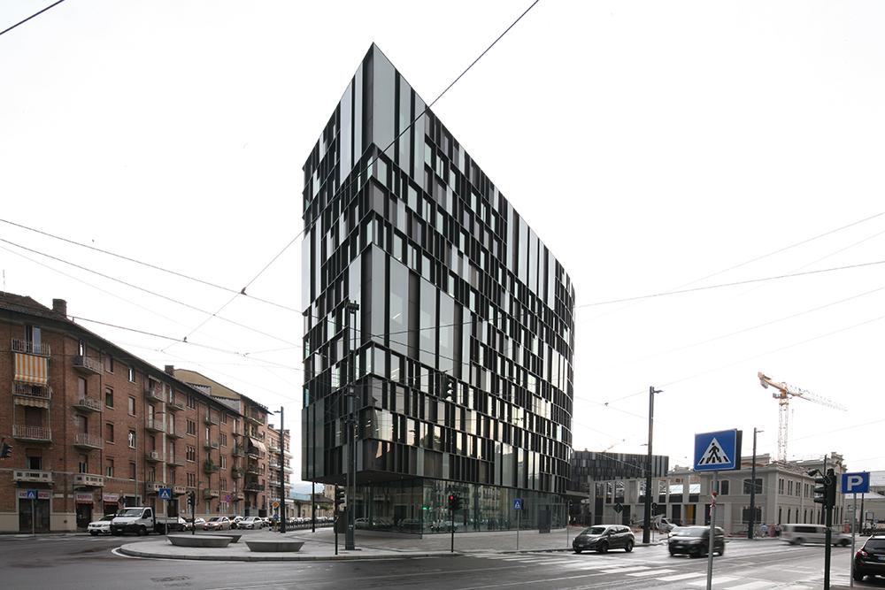 Cino Zucchi  Nuovo centro direzionale Lavazza  Torino