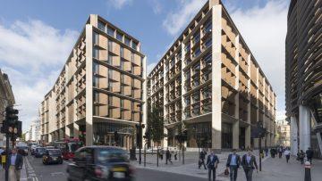 Foster + Partners hanno completato a Londra la nuova sede europea di Bloomberg