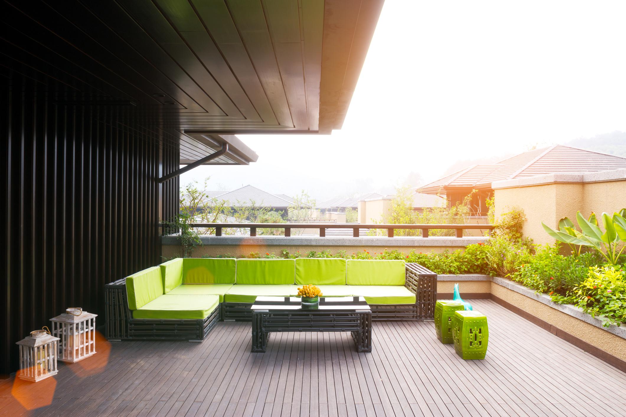 recinzioni per giardini e terrazze quali tipi e quali