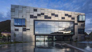Snøhetta per la nuova Facoltà di Belle Arti, Musica e Design a Bergen in Norvegia