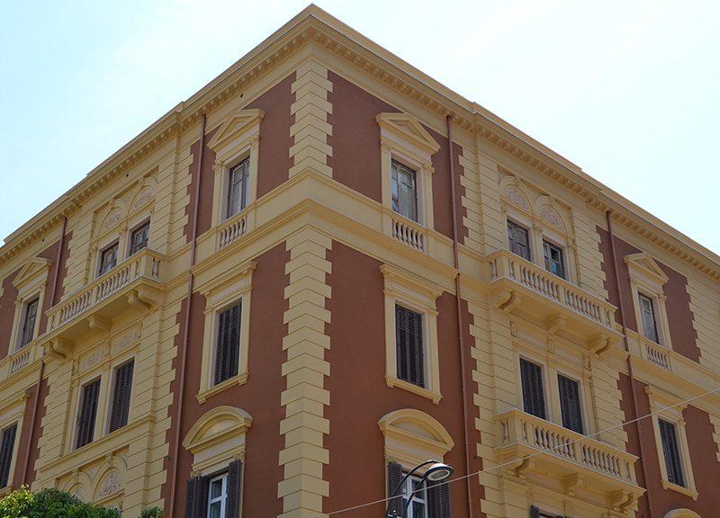 Palazzo Liberty, Palermo – © Mapei