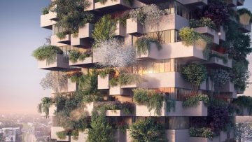 Ecco il Bosco Verticale versione social housing