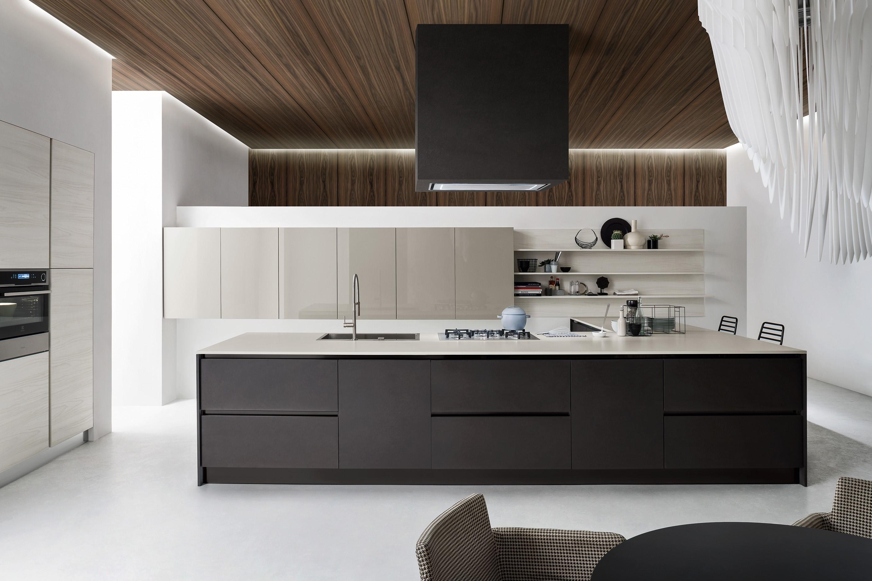 Cucine di design: la qualità e la tecnologia delle proposte ...