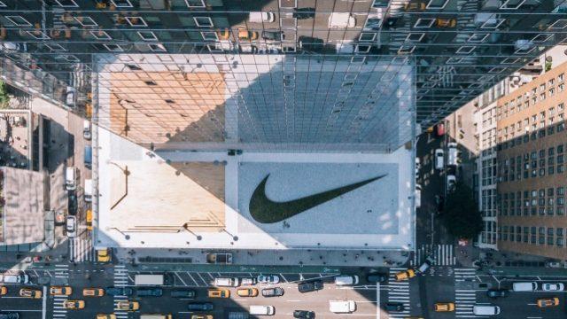 Office design: i nuovi uffici Nike di New York