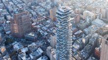 Herzog & de Meuron nel cielo di New York: il lussuoso grattacielo 56 Leonard Street