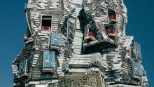 Frank Gehry per la torre di Luma Arles, Parc des Ateliers: le foto del cantiere