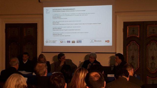 La presentazione del Premio Sirica 2018