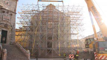 Ricostruzione post sisma: il Cnappc soddisfatto del Protocollo sottoscritto per la Basilica di Norcia