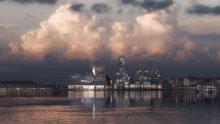 A Kengo Kuma il concorso per il Waterfront Cultural Centre di Copenaghen