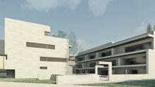 Álvaro Siza firma il complesso residenziale Via Roma a Gallarate