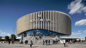 3XN Architects per la Royal Arena di Copenaghen