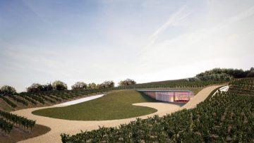 Cantina ipogea per Villa Solaia: vino e architettura diventano ecosostenibili