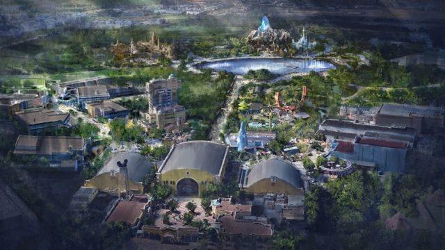 Disneyland Paris presenta il più grande ampliamento della sua storia