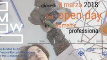 Porte aperte alla professione in rosa: l'8 marzo di MoMoWo