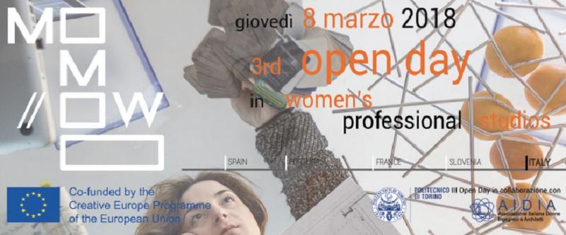L'Open Day dell'8 marzo targato MoMoWo