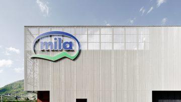 Pichler Architects firma il progetto di restyling e ampliamento della sede aziendale Mila