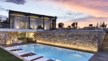 Casa passiva, tra gli ulivi di Puglia nasce Villa Miriam