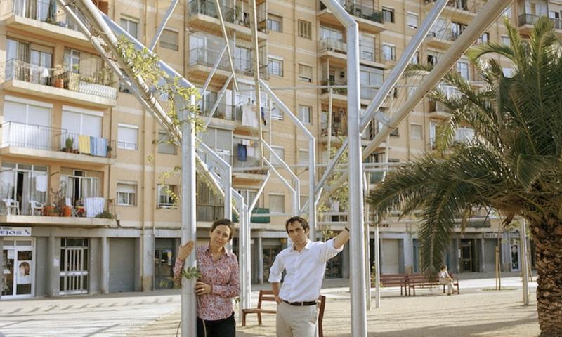 Gli architetti  Eva Prats e Ricardo Flores