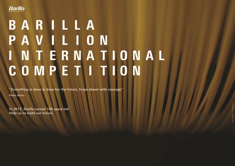 Il concorso per la costruzione del nuovo padiglione Barilla a Parma