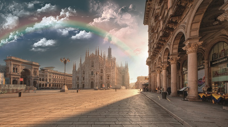 Il Rapporto 2018 Milano over the rainbow, targato Scenari Immobiliari